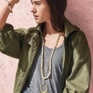 Stella & Dot Natia Layered Necklace